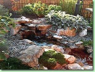 Steingarten Mit Wasserlauf ~ Dekoration und Interior Design als ...